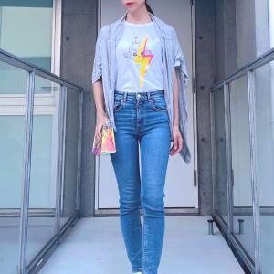 台湾ブランド SHEEP NATION のteeシャツ&コンバースオールスター by WEAR