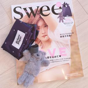 ジェラピケエコバッグ付録Sweet10月号