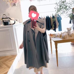 アウター事情♡cen.のキルティングジャケット