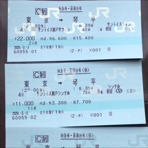 サンライズ瀬戸チケット予約