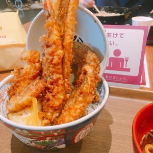 びっくりな穴子天丼とネコ語のAI☆