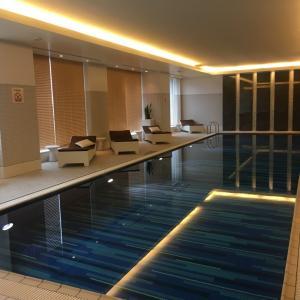 シェラトングランドホテル広島のプールとバーと☆