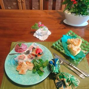 zoomクッキング第12弾☆モーニングケーキ