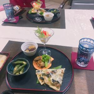 手作り料理のおもてなし☆