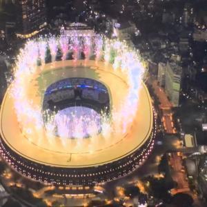 オリンピック 開会式