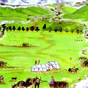 チベット子供村からのサンクスレター2020