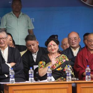 チベット民主主義デー2019