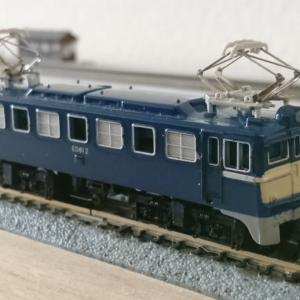 ED61入線