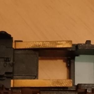 マイクロエース ED77 901の動力整備