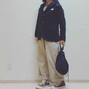 『着画』GU、DANTON、KFGさんモニター服 ☆今夜から楽天感謝祭
