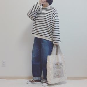 『着画』DANTON、GU、GRAMICCI ☆買い物マラソン3