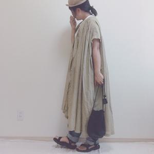 『着画』UNIQLO、無印、KFGさんのモニター服、Ordinary fits他 ☆スパセ 1