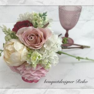 bouquetで幸せ