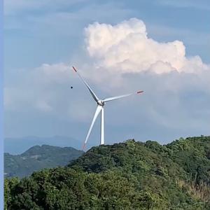 大きな風車