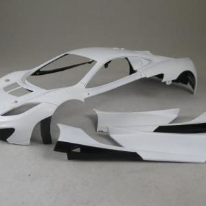 毎週木曜は素組の日!『ラブライブ マクラーレン GT3」その2ヽ(`Д´)ノ