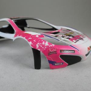 毎週木曜は素組の日!『ラブライブ マクラーレン GT3」その3ヽ(`Д´)ノ