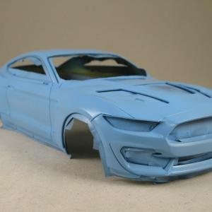 FORD MUSTANG GT4 その1ヽ(`Д´)ノ