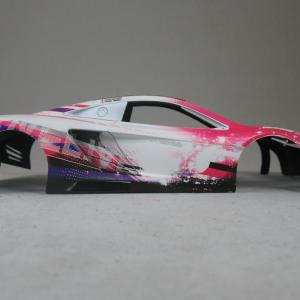 毎週木曜は素組の日!『ラブライブ マクラーレン GT3」その5ヽ(`Д´)ノ