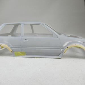 トヨタ スターレット EP71 ターボS 後期型 その4ヽ(`Д´)ノ
