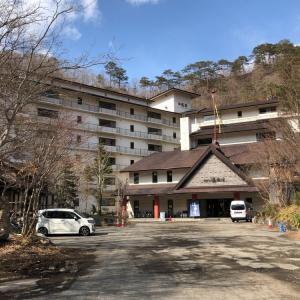 伊東園ホテル湯西川に行ってきた(^^)/&湯西川湯めぐり