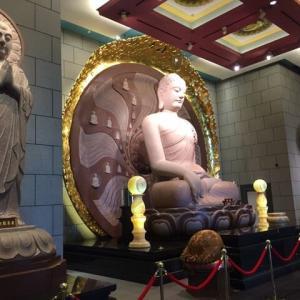 『中台禅寺』へ行って来ました。