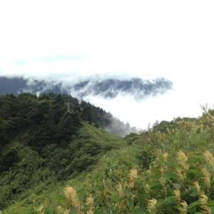 合歓山へ行って来ました。