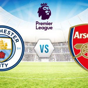 第11節 マンチェスター・シティ VS アーセナル プレミアリーグ 2017-18  Manchester City VS Arsenal Premier League