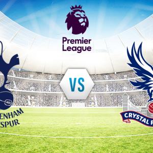 第11節 トッテナム VS クリスタルパレス プレミアリーグ 2017-18  Tottenham VS Crystal Palace Premier League