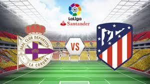 第11節 デポルティーボ ラ・コルーニャ VS アトレティコ・マドリード リーガ エスパニョーラ 2017-18  Deportivo La Coruña VS Atletico Madrid Liga Española
