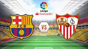 第11節 バルセロナ VS セビージャ リーガ エスパニョーラ 2017-18  Barcelona VS Sevilla Liga Española