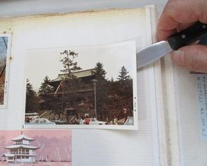 古い写真を整理