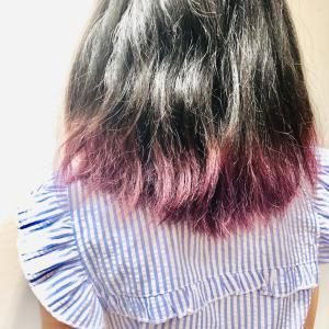 自分らしくいればいいじゃん!ピンク髪の5年生
