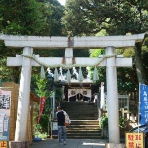 太子堂八幡神社(8月)