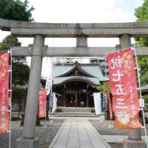磐井神社(10月)