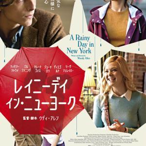 レイニーデイ・イン・ニューヨーク ☆ ニューヨーカーにしか分からない世界観か
