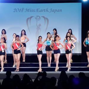 2019 Miss.Earth.Japan Nara ハピネスからもヘアーメイクで参加!