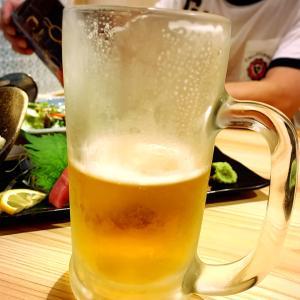 おビール!おビール! 最高。
