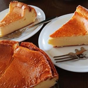 チーズケーキ&かぼちゃのケーキ 簡単レシピ♪