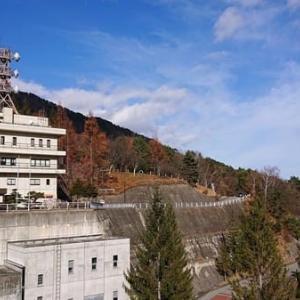 大町ダム 龍神湖~小太郎つり橋