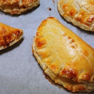 簡単!手作りアップルパイ&ミニプルミエ♪