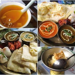 ネパールレストラン サティとコンディトライ・アン・マリーレ ~大町市~