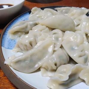 手作り水餃子 レシピ