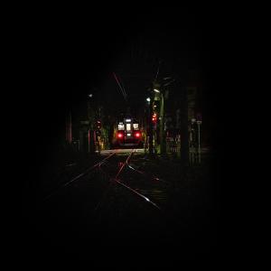 夜の京成金町線  ~Studio Lasp が撮る柴又の景色