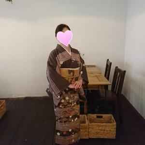 歌舞伎鑑賞会での皆さんの着物姿♪