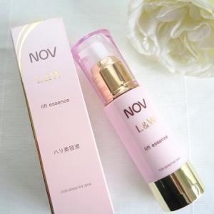 ノブ L&W リフトエッセンス の口コミ!大人の敏感肌にうるおいを与えあふっくらさせるハリ美容液♪