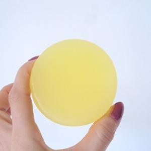 枠練り製法の CHINOSHIO めぐり石けん令月で泡パック!潤い続く♪