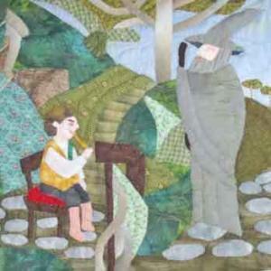 Hobbit#1ビルボとガンダルフ