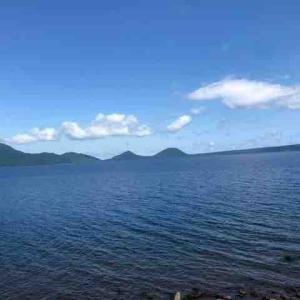 お散歩ツーリング支笏湖