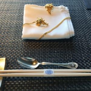 〓12回目の結婚記念日の食事〓 ~ホテルモントレグラスミア大阪 鉄板焼「神戸」~