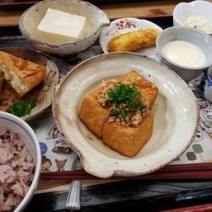 県北に行ったら、、佐々木豆腐店の豆腐定食を食べなきゃ